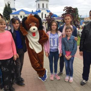 В Малоярославце прошла детская Выставка здоровья
