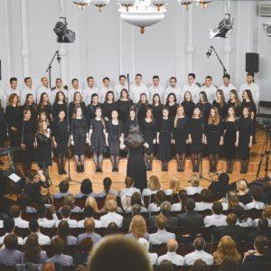 III музыкальный фестиваль Южного объединения собрал 460 участников