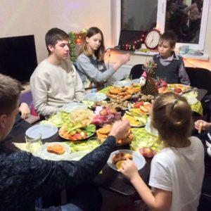 Рождественская программа для детей в Железногорске