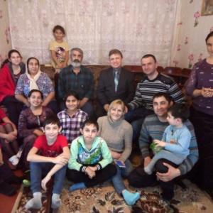 В гостях у Прасковьи