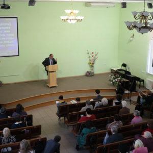 «Книга, способная изменить жизнь»: в Воронеже прошли вечера духовных размышлений