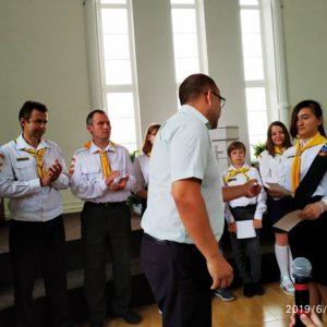 В Туле подвели итоги клубного служения за год
