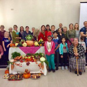 Община Железногорска принимала гостей на празднике Жатвы