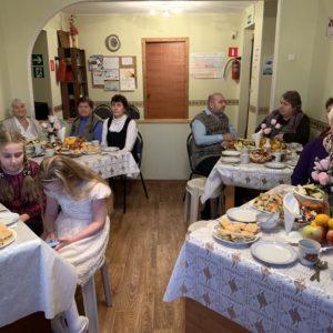 Церковь города Кременки принимала гостей в День матери