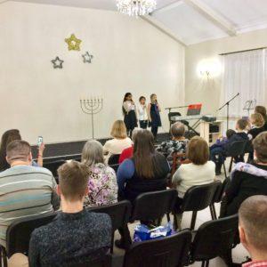 Рождественская программа в Железногорске