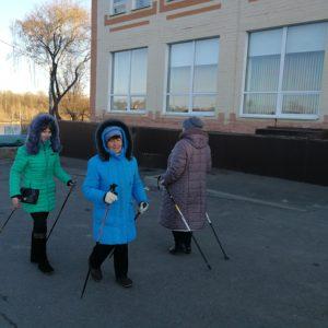 Адвентисты рассказали жителям Губкина, как сохранить позвоночник здоровым