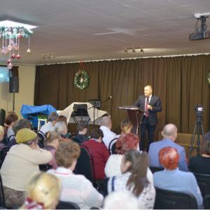 Жителям Калуги рассказали об источнике духовного счастья