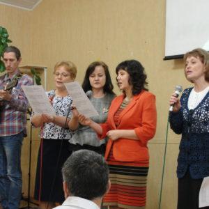 Суббота женского служения в Новой Усмани