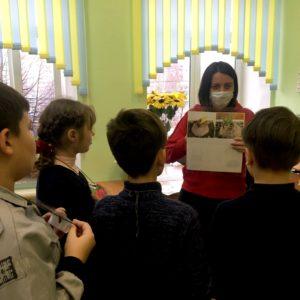 Выставка здоровья в Христианской гимназии