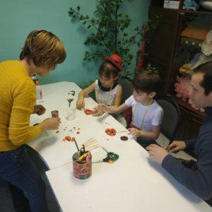Библейская каникулярная школа в Мичуринске