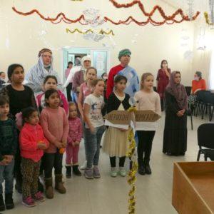 Рождественский квест для детей в Железногорске