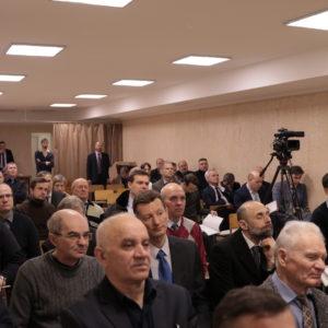 Конгресс пресвитеров Южного Объединения состоялся в Липецке
