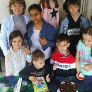 Программа благодарности Богу за учебный год в Железногорске